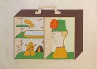 Antonio Bueno - La valigia dei sogni