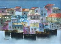 Lido Bettarini - Marina con case