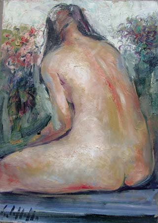 Emanuele Cappello - Nudo