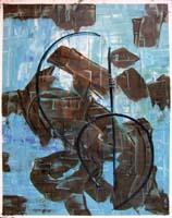 Quadro di  Paolo da San Lorenzo - Portale olio tela