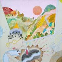 Работы  Luca Alinari - La finestra sul surreale mixed холст