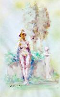 Work of Umberto Bianchini - Esterno mixed paper
