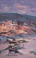 Work of Umberto Bianchini - Dopo il terremoto mixed table