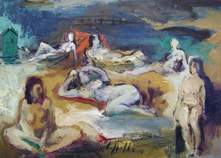 Emanuele Cappello - Figure