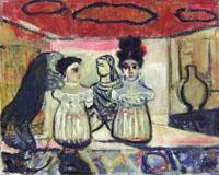 Quadro di  Roberto Panichi - Composizione huile toile