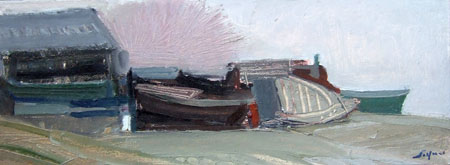 Barche moderne