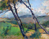 Work of Cipriano Mannucci  Panorama