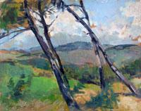 Quadro di Cipriano Mannucci  Panorama