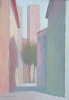 Work of Dino Migliorini  San Gimignano