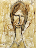 Quadro di Alvaro Baragli  Figura