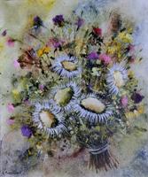 Work of Luciano Pasquini  Composizione floreale