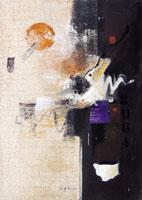 Quadro di Roberto Greco - Astratto olio tela