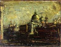 Work of Enzo Pregno  Venezia Omaggio a Guardi