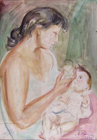 Rodolfo Marma - Maternità