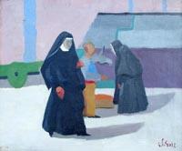 Quadro di  Gino Paolo Gori - Composizione huile toile