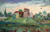 Работы  Gino Tili - Borgo oil стол