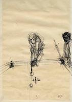 Quadro di  Beppe Fabbrini - Biliardo mixta papel