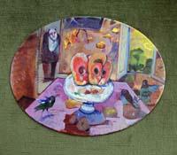 Quadro di  Antonio Possenti - Composizione Óleos cartÓn tela