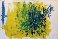 Quadro di  Beppe Fabbrini - Astratto mixta papel