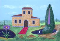 Quadro di  Franco Lastraioli - Situazione particolare huile tableau