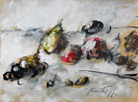 Sergio Scatizzi - Frutta