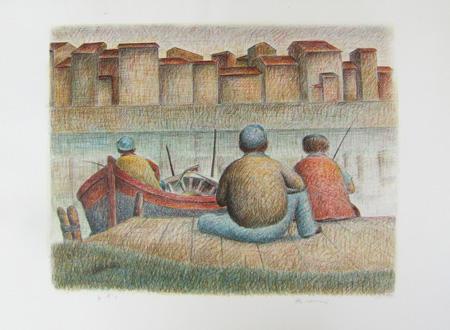 Roberto Masi - I pescatori (P.D.A.)