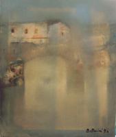 Quadro di  Lido Bettarini - Ponte Vecchio Óleos tela