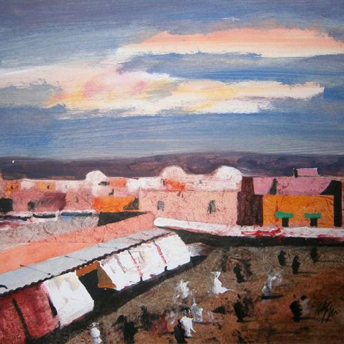 Salvatore Magazzini - Marrakech