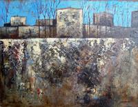 Work of Leonardo Papasogli  Paesaggio