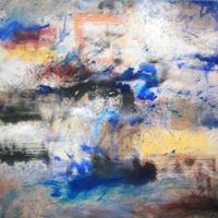Quadro di  Salvatore Magazzini - Souck huile tableau