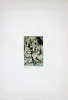 Quadro di  Giovanni Maranghi - Composizione - Prova d'autore acuarela papel