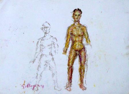 Guido Borgianni - Figura