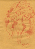 Work of Luigi Pignataro  Baccanti