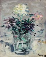 Work of Enzo Pregno  Vaso di fiori
