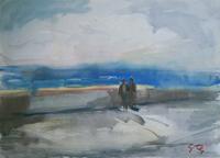 Work of Gino Tili  Marina