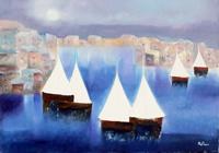 Work of Lido Bettarini  Vele