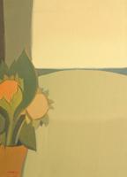 Quadro di Alviero Tatini - Finestra olio tela