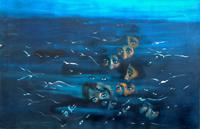 Work of Luigi Pignataro  Volti nascosti