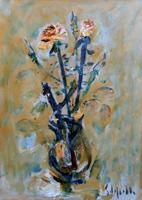 Work of Emanuele Cappello  Vaso di fiori