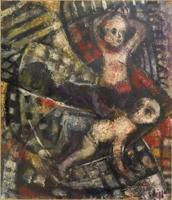 Work of Emanuele Cappello  Astratto