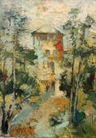 Work of Emanuele Cappello  Casa nel Bosco