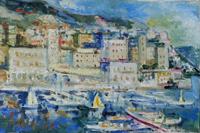 Work of Emanuele Cappello  Montecarlo
