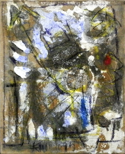 Quadro di kapel (cappello) - astratto. pittori moderni. galleria d