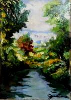 Work of Luigi Pignataro  Il fiume