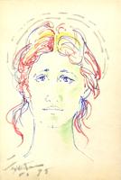 Work of Luigi Pignataro  Ritratto