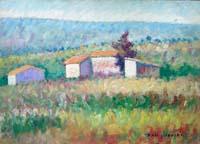 Work of Dino Migliorini  Paesaggio