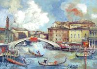 Work of Emanuele Cappello  Canale Grande