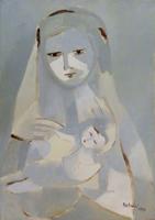 Work of Lido Bettarini  Maternita
