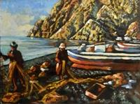 Work of Luigi Pignataro  Pescatori