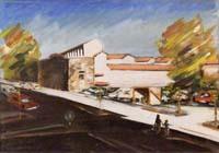 Carlo Giannitrapani - Paesaggio urbano